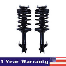 2X Front Quick Complete Struts W/Spring For 93-98 Mercury Villager &Nissan Quest