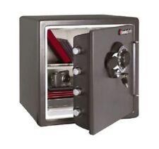 Combination Fire Safe Sentrysafe Wall Gun Safes Fireproof Waterproof Home Secure