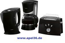 Frühstücks-Set FS 1500 CB 3-teilig  - Kaffeemaschine, Wasserkocher, Toaster