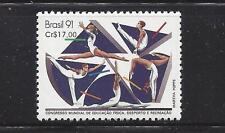 BRAZIL - 2297; 2299A; 2300 - MNH - 1991 ISSUES -