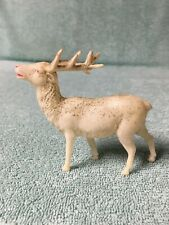 Vintage 1940's Celluloid Reindeer Made in Occupied Japan