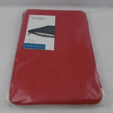 """RED Kensington LS440 14"""" Padded Laptop / Chomebook / Notebook Carry Case Sleeve"""