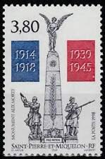 Saint Pierre et Miquelon postfris 1998 MNH 767 - Gedenkteken