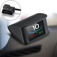Digital HUD Computer Kfz Auto OBD2 EUOBD Tachometer Temperaturanzeiger Plug&Play
