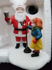 Department 56 Christmas in the City Heritage- Tis is Season #5539-5 New Retired
