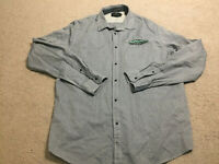 Scotch & Soda Mens Long Sleeve Button Shirt size XXL 2XL Designer Genuine