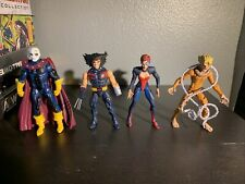 Marvel Legends AOA Loose Lot Of 4 Morph Jean Grey Wolverine Wild Child