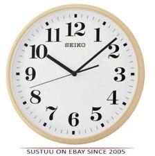 Orologi e sveglie da casa plastici marca Seiko marrone