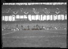 Vintage 1926 New York Yankees Football Red Grange Yankee Stadium Negative #7