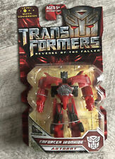 Transformers 2009 Revenge Of The Fallen ROTF  Legends Class ENFORCER IRONHIDE