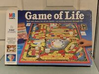 Vintage 1984 MB Games GAME OF LIFE Board Game 100% Complete !