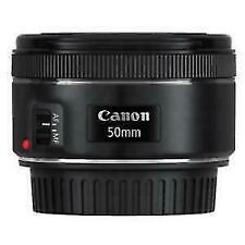 Canon EF5018ST EF 50mm f/1.8 STM Lens