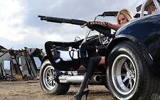 "girls with guns  (32) New 24"" x 36"" poster USA Seller"