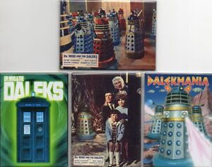 Doctor Who - Fridge Magnets - New and Sealed - 4 Different - Ideal Present