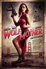 Wolf Mother Movie Poster (24x36) - Najarra Townsend, Tom Sizemore, Mary Carey