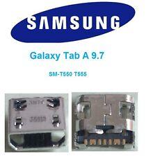 2X OEM Charging Port Dock Connector USB Samsung Galaxy Tab A 9.7  SM-T550 T555