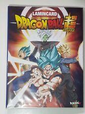 Album Dragon Ball Super Lamincard Completo