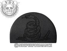 NDZ P2 Grip Plug for Glock GEN 1-3 26 27 33 39 ONLY Don't Tread on Snake