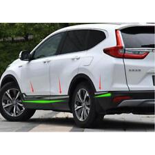 Stainless Steel Side Door Line Garnish Body Molding trim For 2017 Honda CRV CR-V