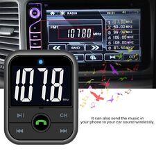 BT67 Car Handsfree Kit Bluetooth MP3 Player SD USB FM Transmitter Remote Control