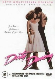 Dirty Dancing DVD Patrick Swayze New and Sealed Australia