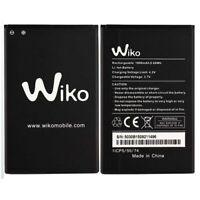 WIKO Batteria Litio Originale 3702 per LENNY 1 2 3 JERRY 1800mAh Pila Nuova Bulk