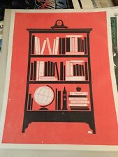 Wilco 2009 Berkeley Greek Theater Poster Limited Edition Art