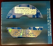 Gangsters Organized Crime EIDOS Platinum Collection (2-Disc) (PC, 1998)