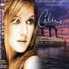 My Heart Will Go On (Dance Remixes) [Single] by Céline Dion (CD, Dec-1997,...