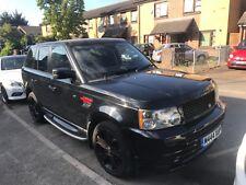 Range Rover sport low miles