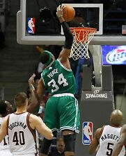 Paul Pierce Unsigned 16x20 Boston Celtics (2)