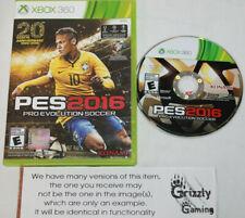 USED Pro Evolution Soccer 2016 Microsoft Xbox 360 (NTSC)
