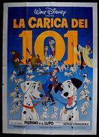 M180 Manifesto 4F Die Ladegerät Der 101 (One Hundred And One Dalmatians)