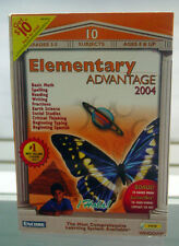 Elementary Advantage 2004 8-CD SET for WINDOWS