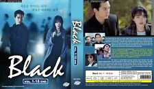 KOREAN DRAMA~Black(1-18End)English subtitle&All region FREE SHIPPING
