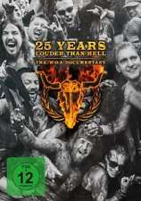 25 Years LOUDER THAN HELL - El Documental - NUEVO DVD