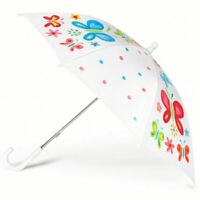 Paint Your Own Umbrella Craft Kit - Children's Umbrella Activity Kit by 4M