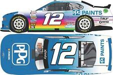 2017 JOEY LOGANO #12 PPG PAINTS 1:64 ACTION NASCAR DIECAST