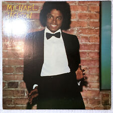 Michael Jackson Off the Wall (1979) Epic White Label Gold Stamp Promo Vinyl LP