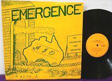 EMERGENCE Australian Jazz Orchestra 70s LP NM!!