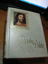 HOLY  BIBLE   THE  NEW  AMERICAN   BIBLE  1984-1985 EDITIOIN  NM COND.