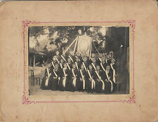 Photo ancienne les enfants de Marie Beauvoir sur Mer ( Vendée )