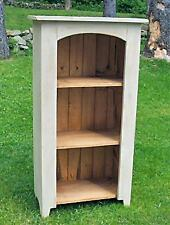 Primitive Handcrafted Cupboard, New England (ND)