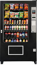 Ams Combo Glass Front Soda/Snack/Candy Vending Mach. Brand New (Made In America)