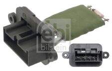 Heater / Blower Resistor fits FIAT BARCHETTA 183 1.8 95 to 05 Regulator Rheostat