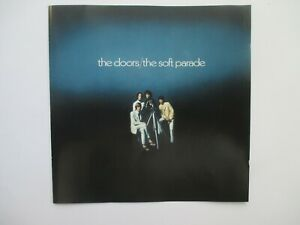 """THE DOORS  """" THE SOFT PARADE """"  CD  DIGITALLY  REMASTERED  1999"""