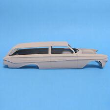 Jimmy Flintstone '61 Chevy Impala 2dr. Wagon Resin Body #271