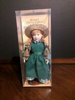 Heritage Edition 5 inch Anne of Green Gables Porcelain Doll New in Box