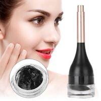 3D Dark Brown Eyebrow Fiber Gel Natural Eyebrow Extension Fiber Increase Cream