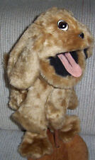 Short Haired Dog Ventriloquist Puppet  w/wagging tail- ministry, animal
